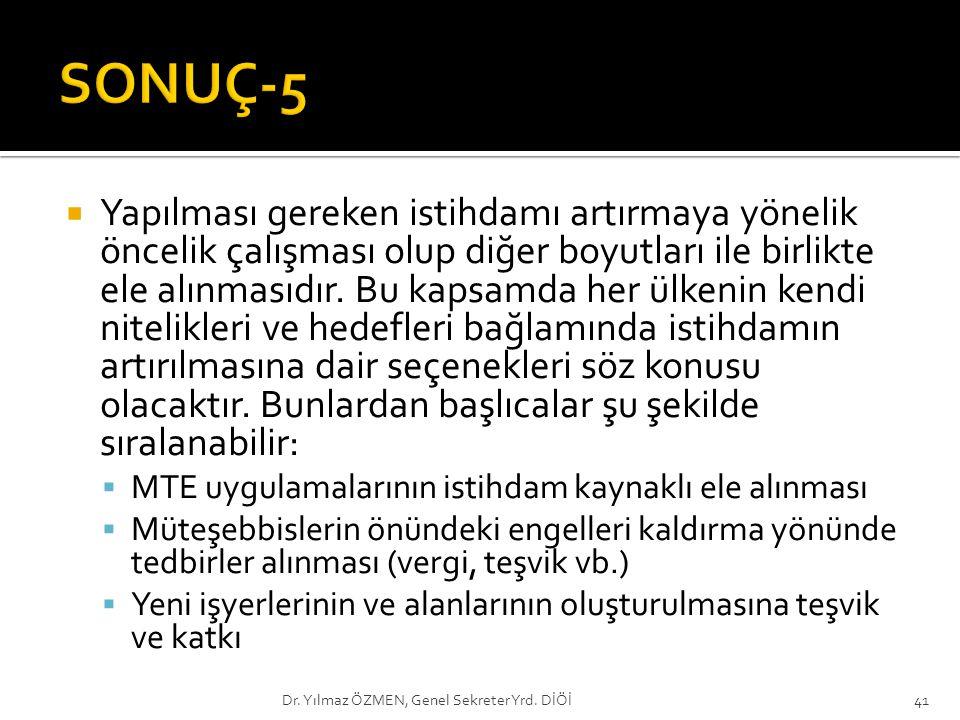 SONUÇ-5