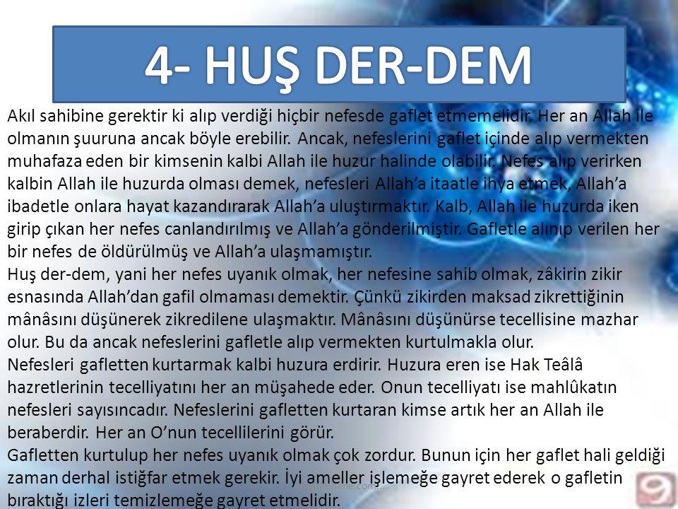 4- HUŞ DER-DEM