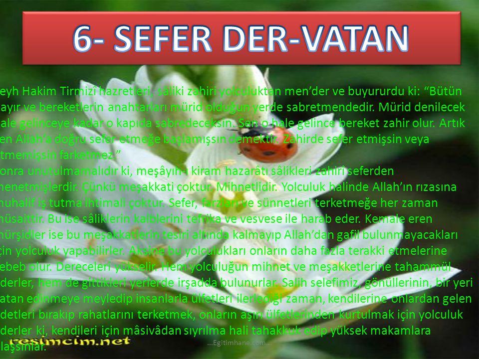 6- SEFER DER-VATAN