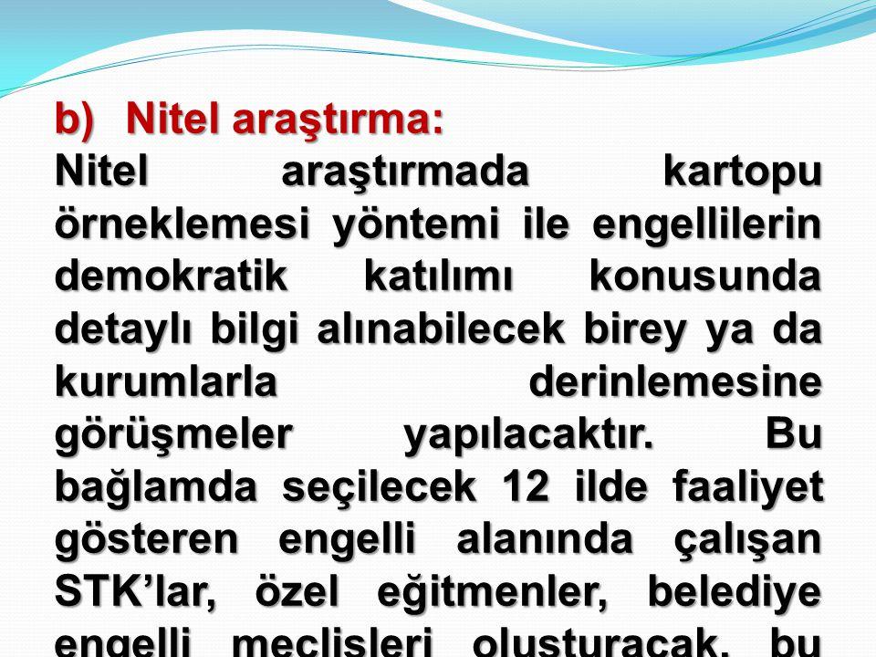 Nitel araştırma: