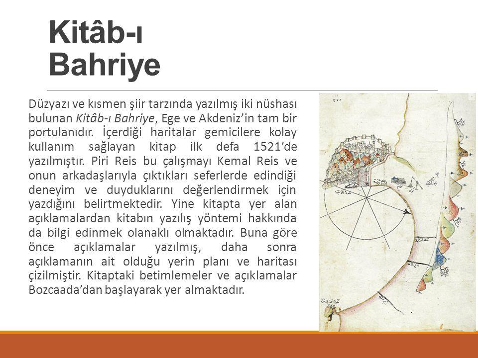 Kitâb-ı Bahriye