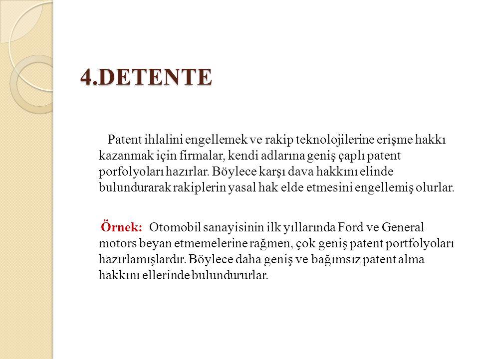 4.DETENTE