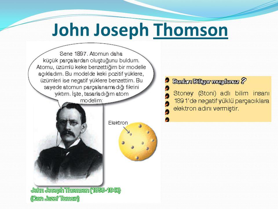 John Joseph Thomson