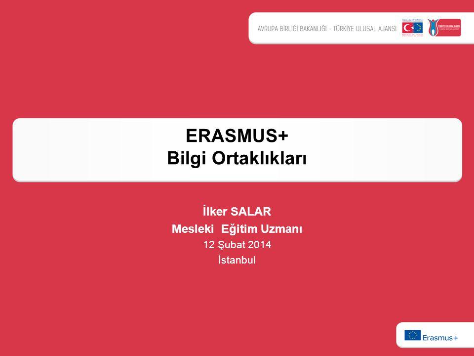 ERASMUS+ Bilgi Ortaklıkları