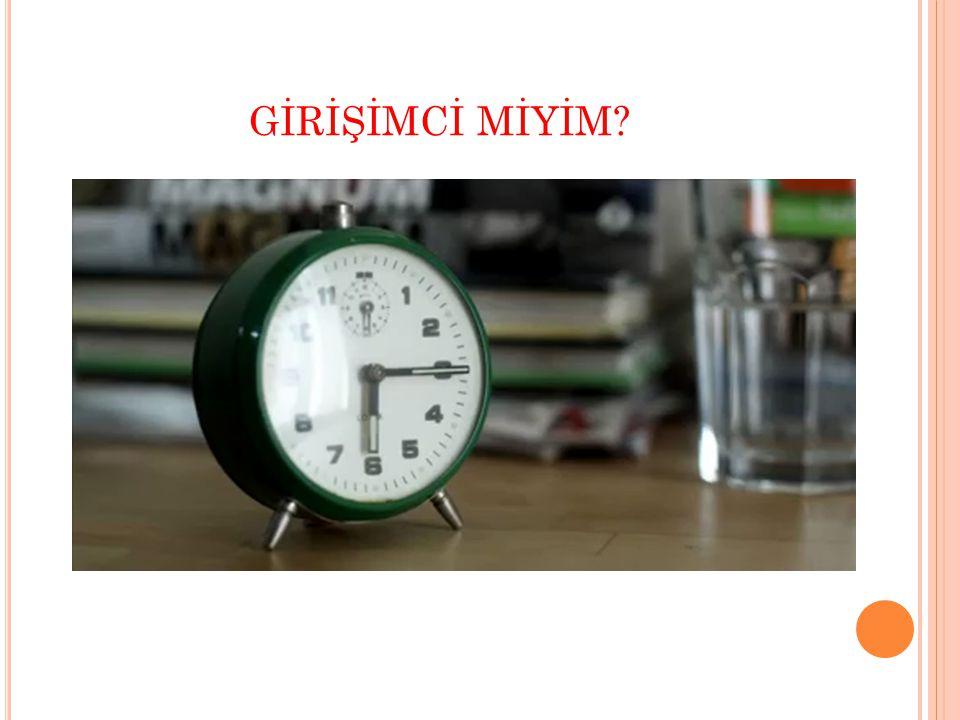 GİRİŞİMCİ MİYİM