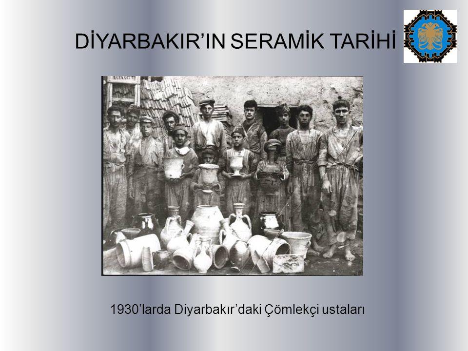 DİYARBAKIR'IN SERAMİK TARİHİ