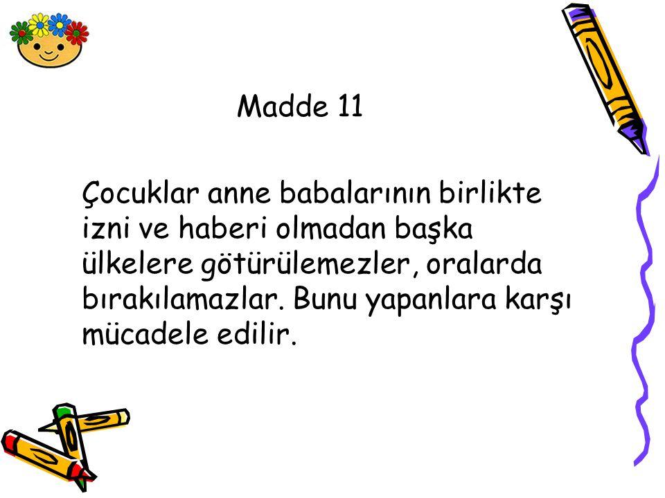 Madde 11