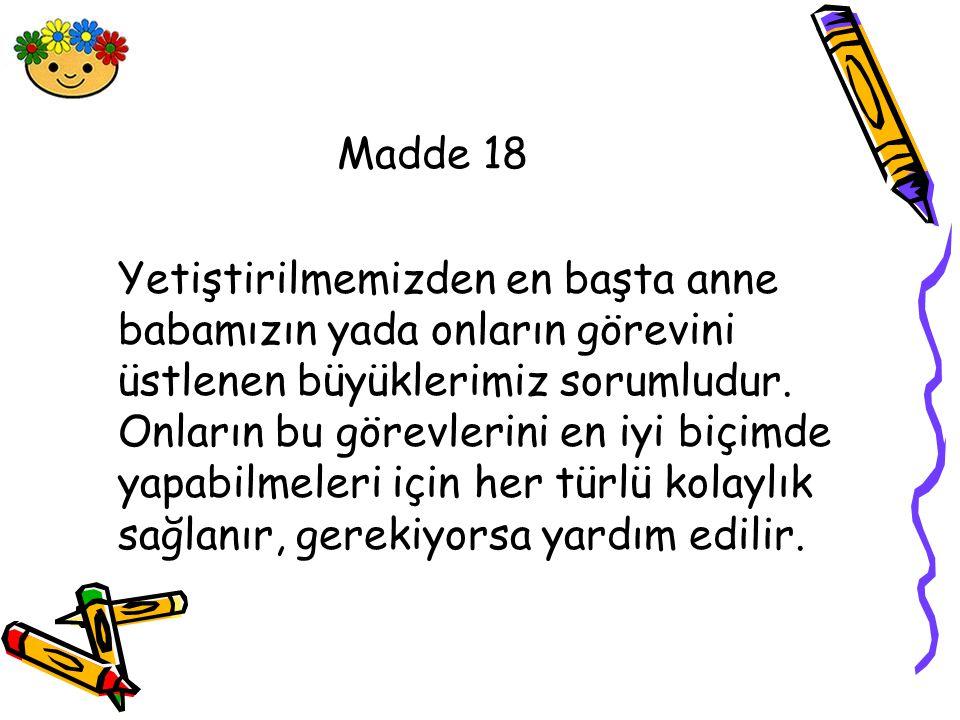 Madde 18