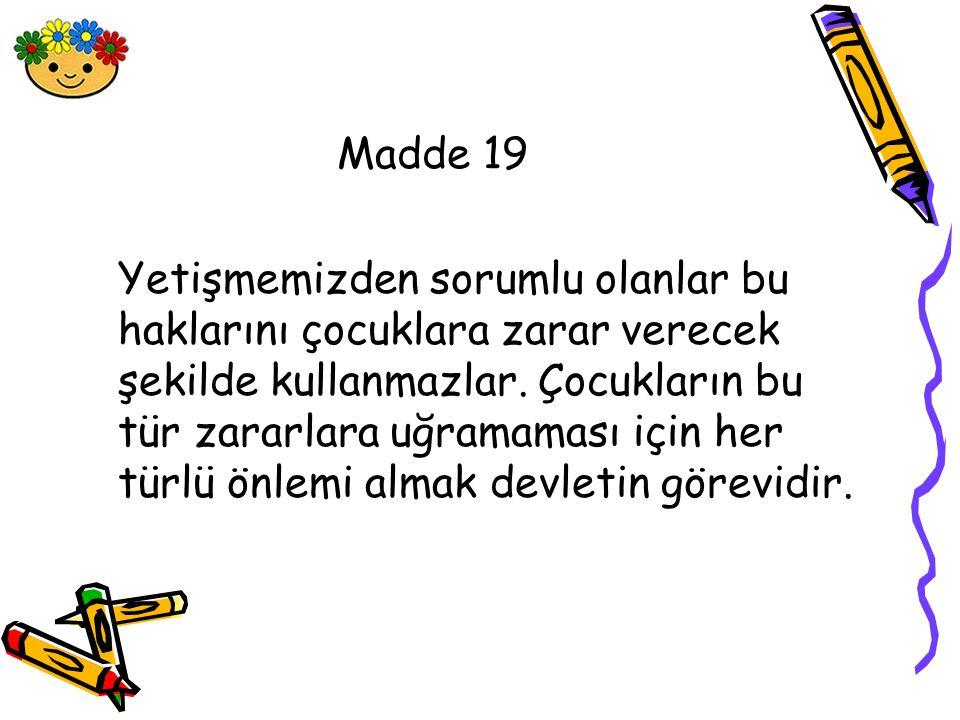 Madde 19