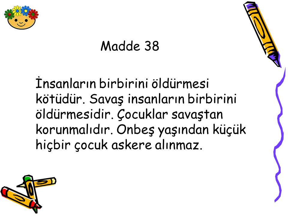 Madde 38