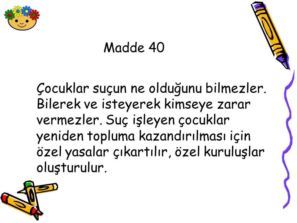 Madde 40