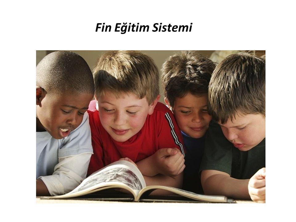 Fin Eğitim Sistemi