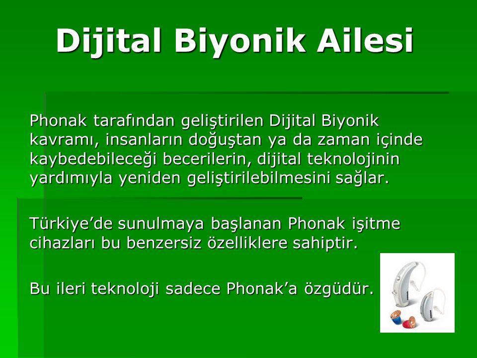 Dijital Biyonik Ailesi