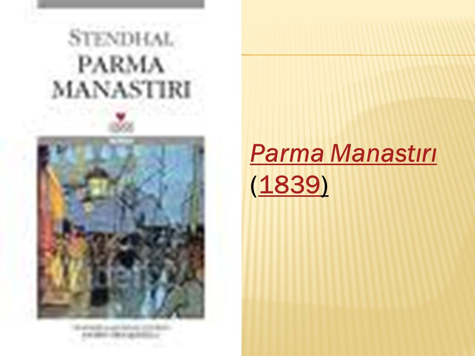 Parma Manastırı (1839)
