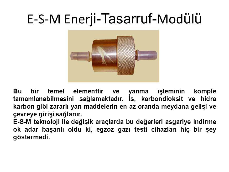 E-S-M Enerji-Tasarruf-Modülü