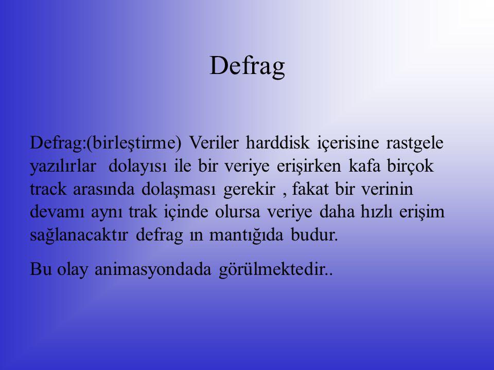 Defrag