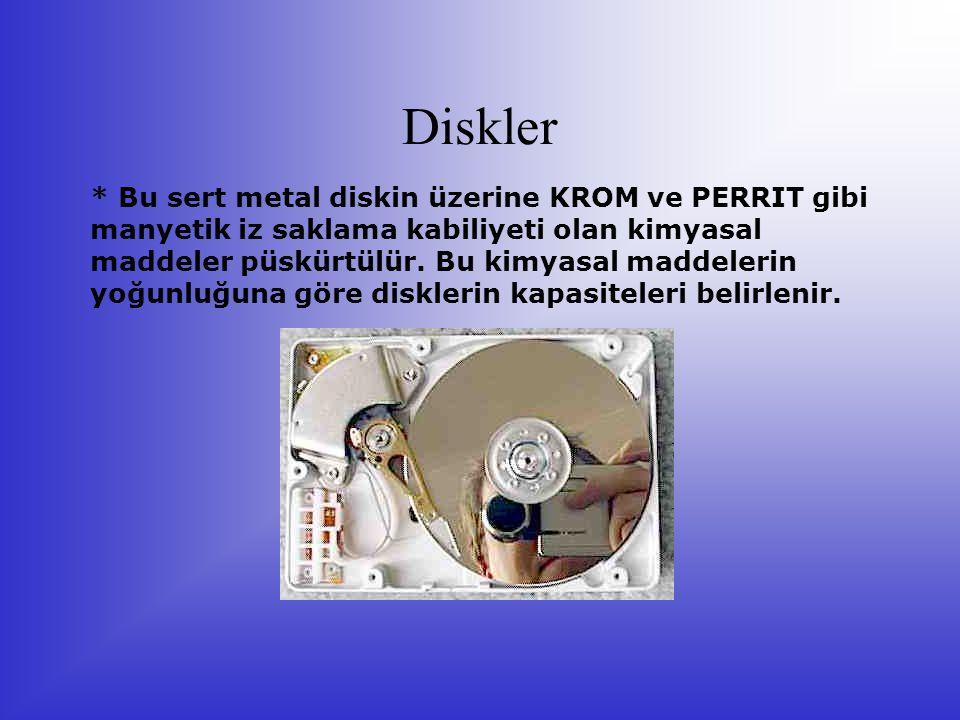 Diskler