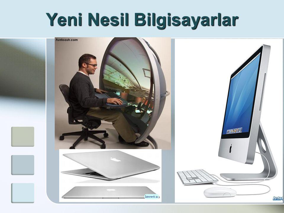 Yeni Nesil Bilgisayarlar