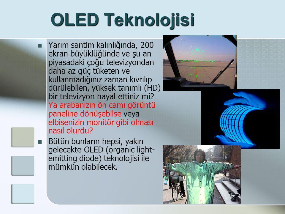 OLED Teknolojisi