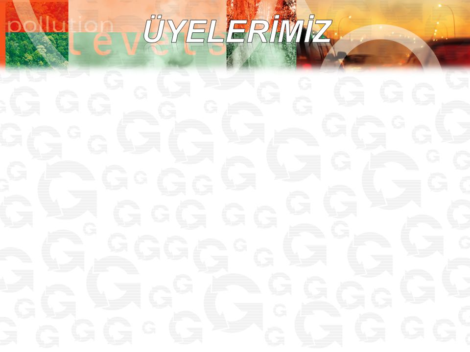ÜYELERİMİZ