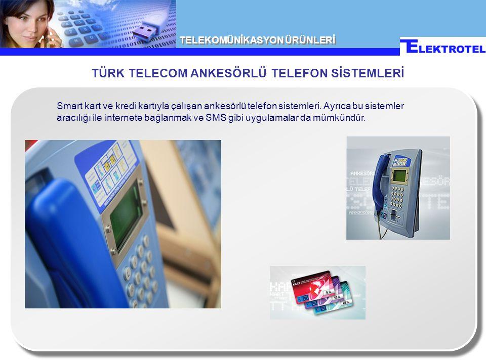 TÜRK TELECOM ANKESÖRLÜ TELEFON SİSTEMLERİ