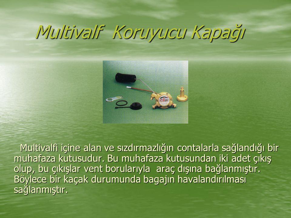 Multivalf Koruyucu Kapağı