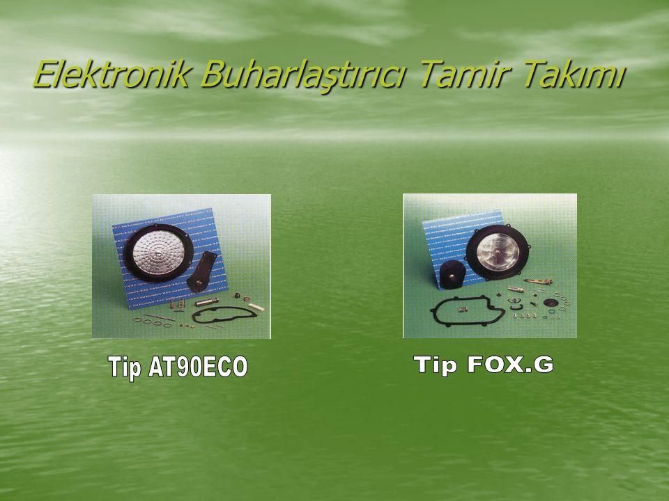Elektronik Buharlaştırıcı Tamir Takımı