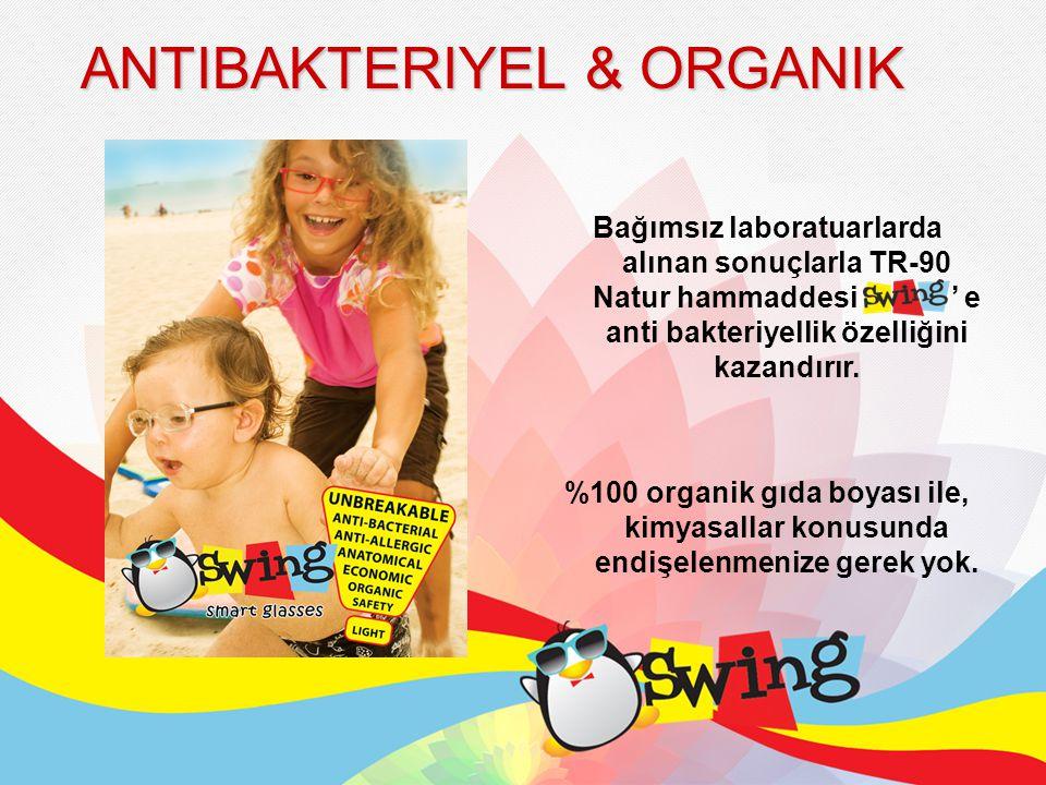 ANTIBAKTERIYEL & ORGANIK