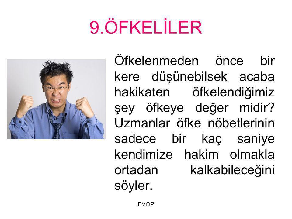 9.ÖFKELİLER