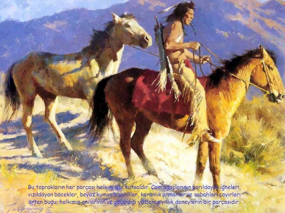 Bu toprakların her parçası halkım için kutsaldır