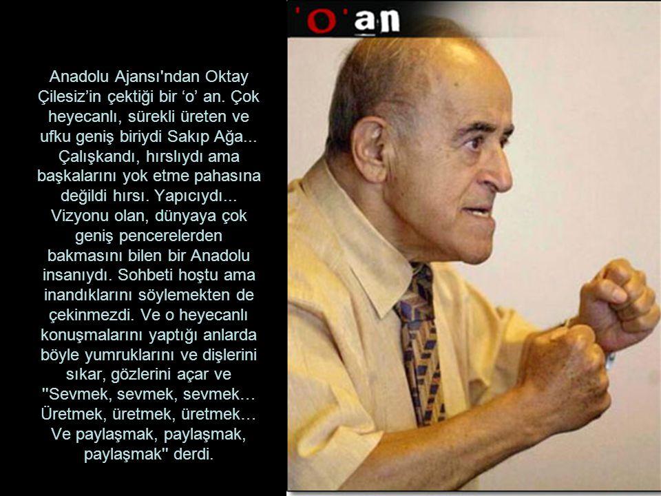Anadolu Ajansı ndan Oktay Çilesiz'in çektiği bir 'o' an