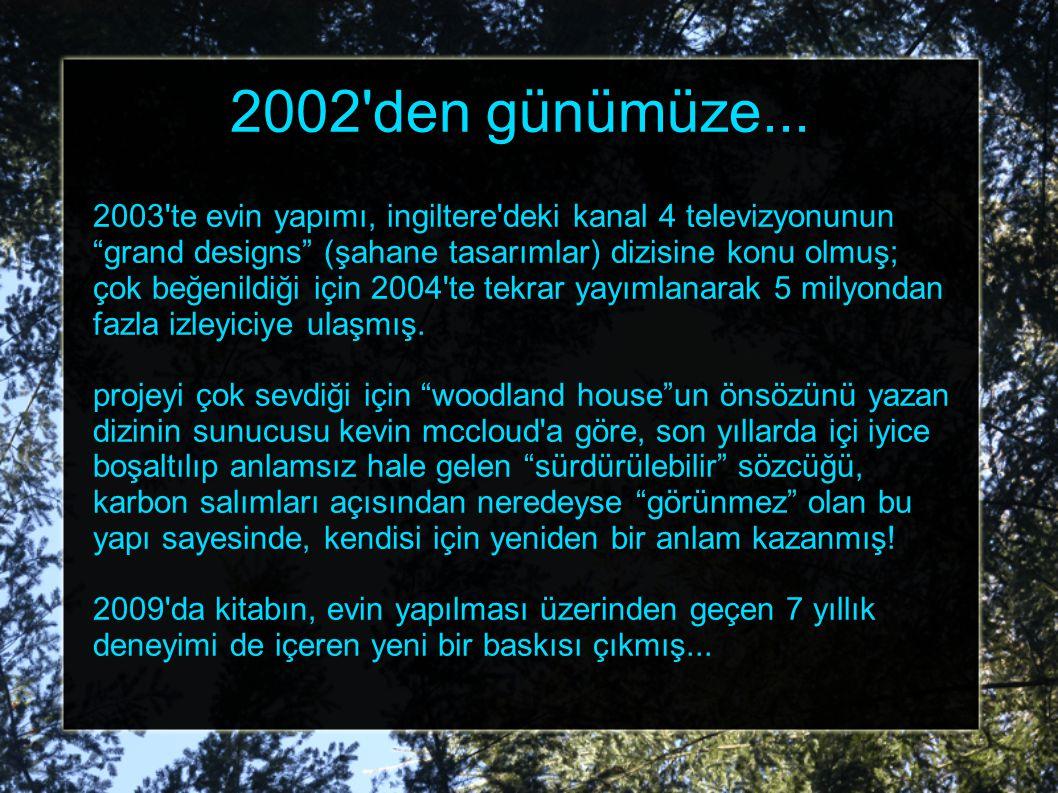 2002 den günümüze...