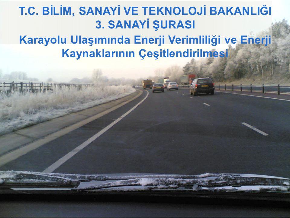 T.C. BİLİM, SANAYİ VE TEKNOLOJİ BAKANLIĞI 3. SANAYİ ŞURASI