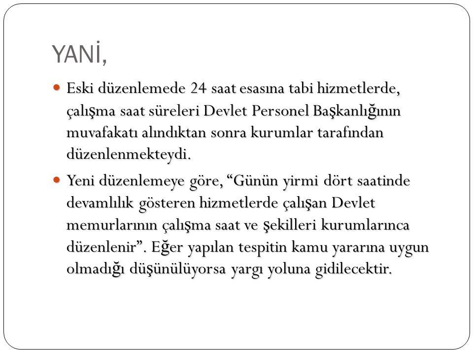 YANİ,