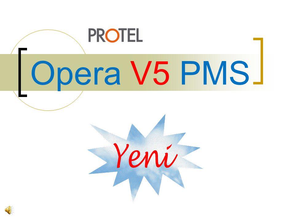 Opera V5 PMS