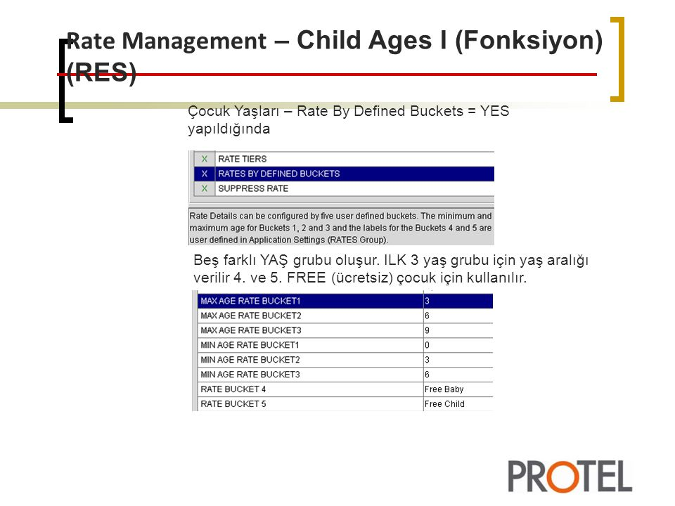 Rate Management – Child Ages I (Fonksiyon) (RES)