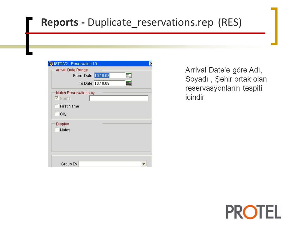 Reports - Duplicate_reservations.rep (RES)
