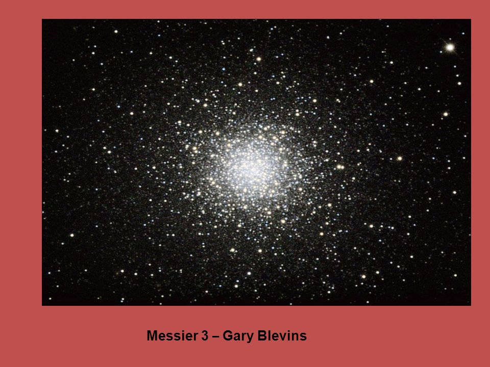 Messier 3 – Gary Blevins