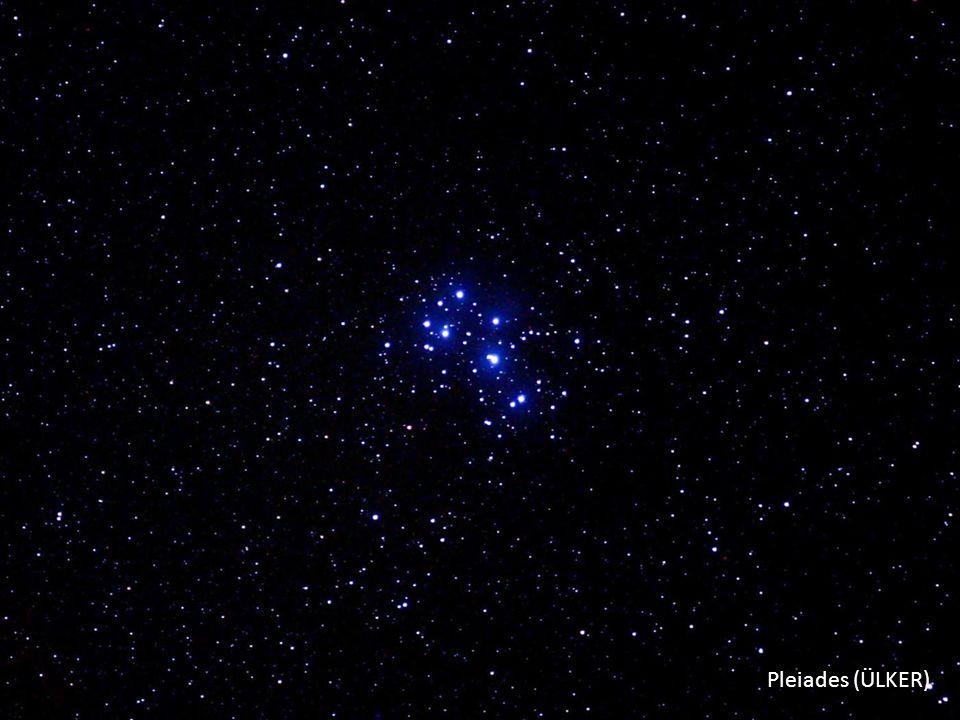 Pleiades (ÜLKER) Pleiades (ÜLKER)