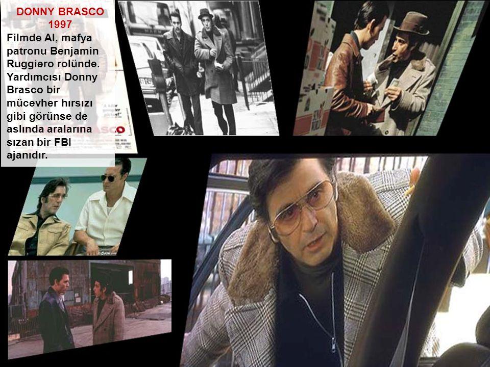 DONNY BRASCO 1997.