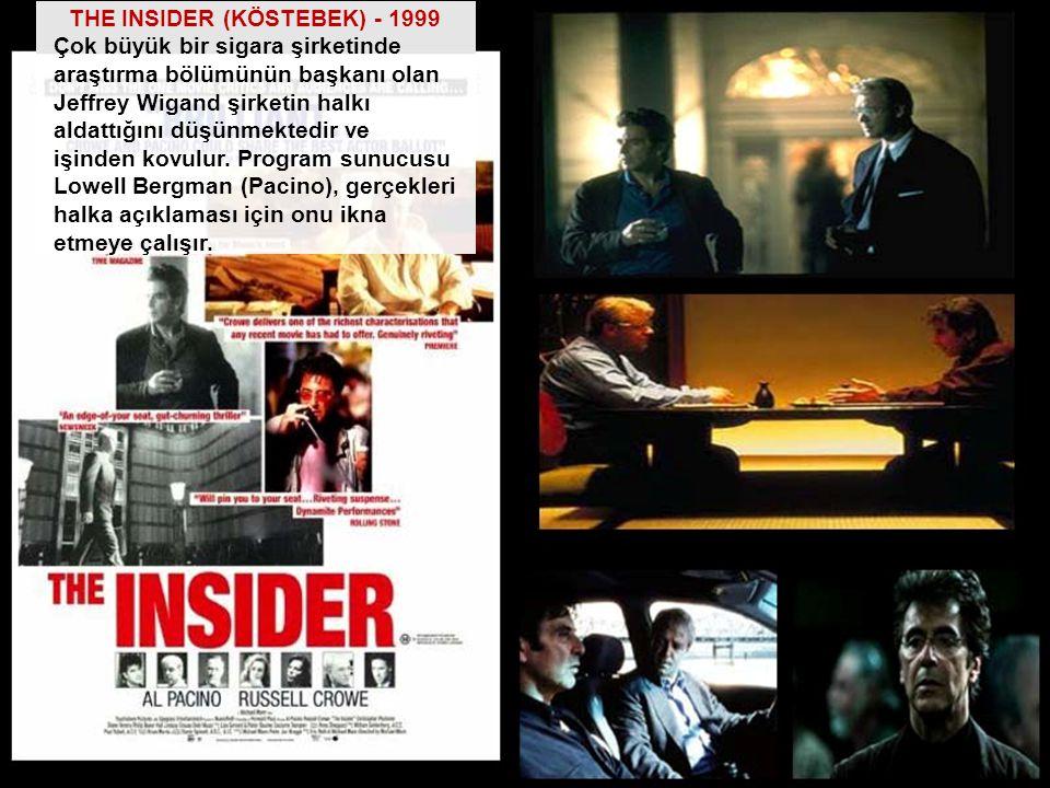 THE INSIDER (KÖSTEBEK) - 1999