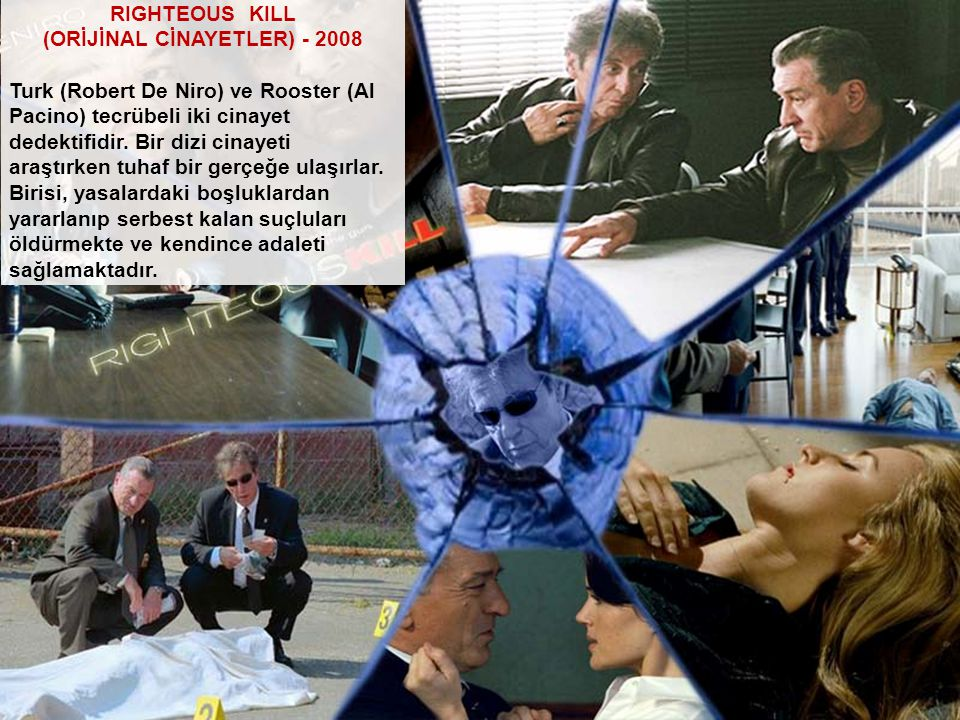 (ORİJİNAL CİNAYETLER) - 2008