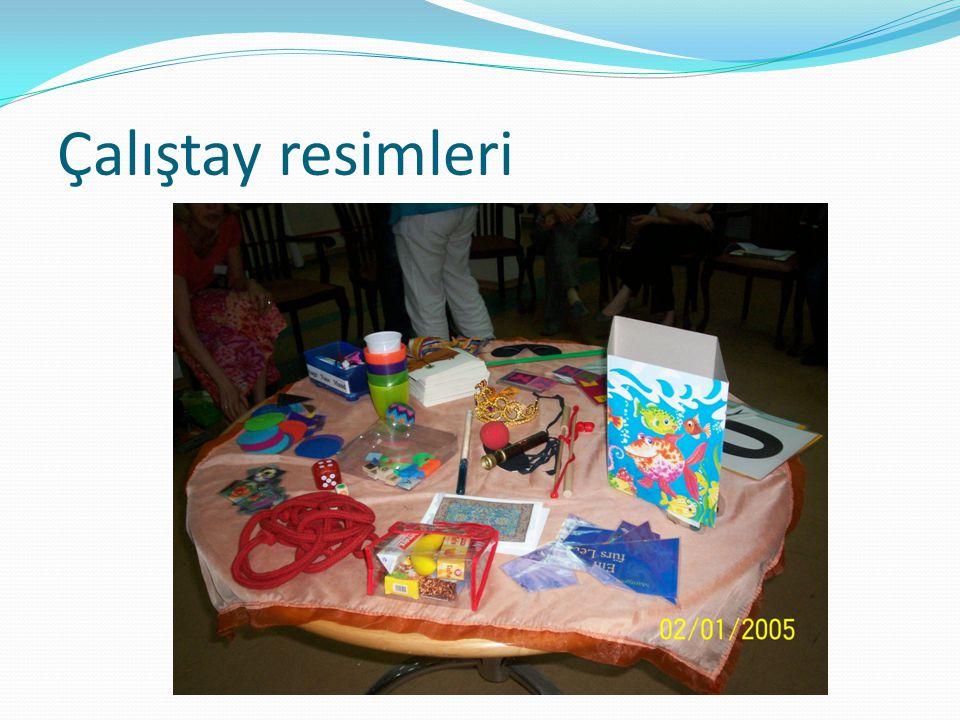 Çalıştay resimleri