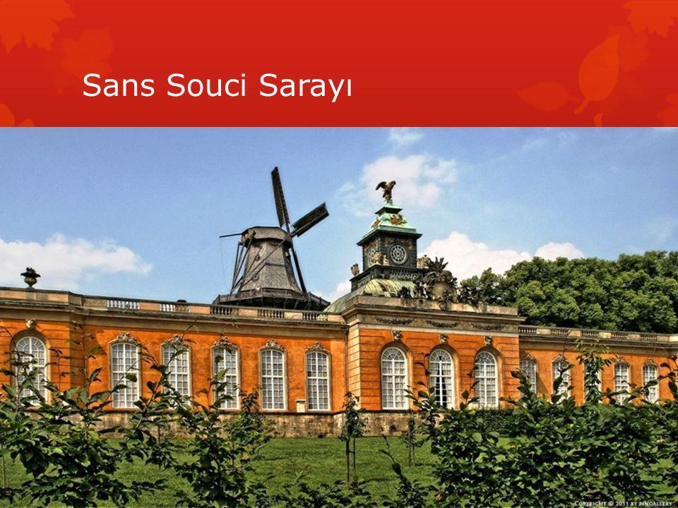 Sans Souci Sarayı