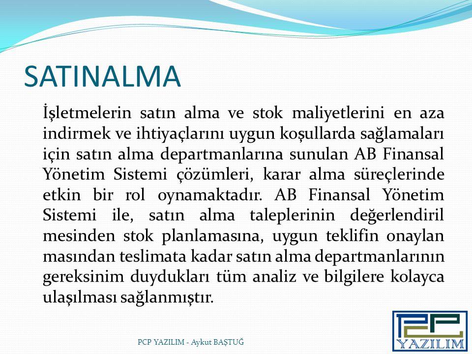 SATINALMA