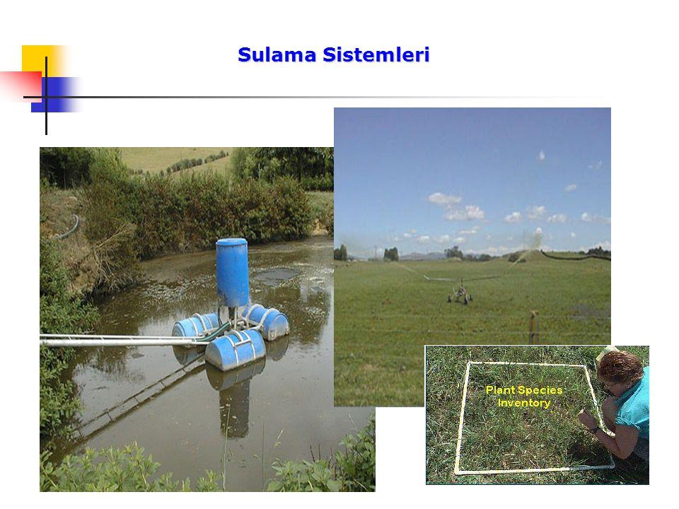 Sulama Sistemleri