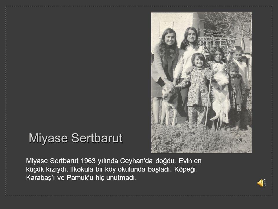 Miyase Sertbarut