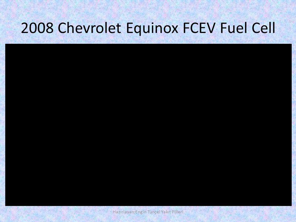 2008 Chevrolet Equinox FCEV Fuel Cell