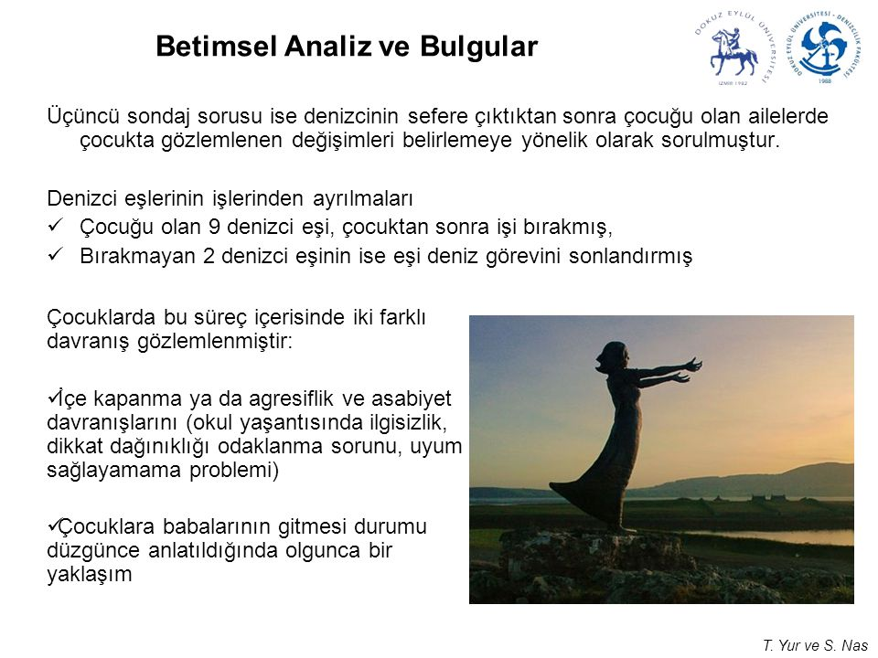 Betimsel Analiz ve Bulgular