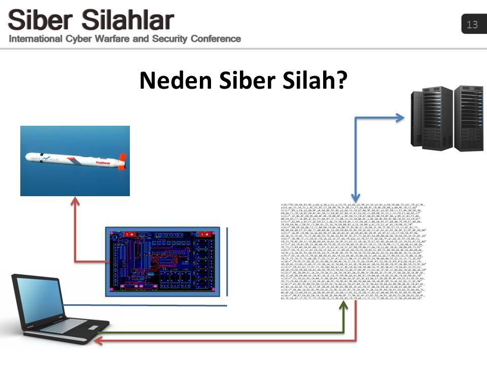 Neden Siber Silah